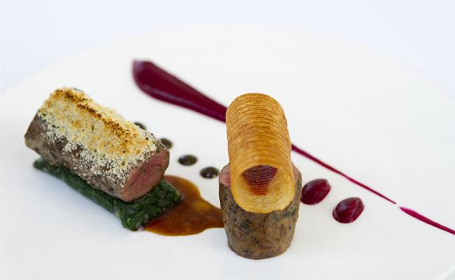 orrery restaurant food