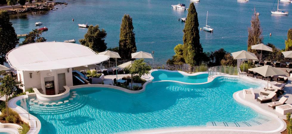 The Spa at Hotel Monte Mulini, Croatia