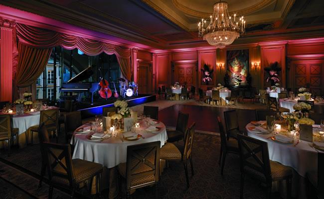 Shangri-La Hotel restaurant