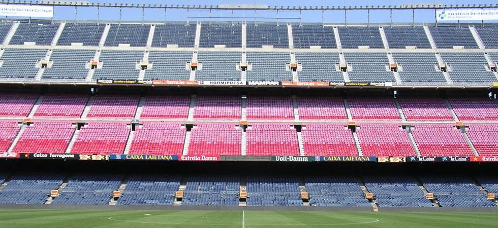 the nou camp barcelona