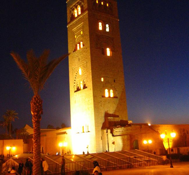 Koutoubia, Marrakech. FreeImages.com/Alcide Nikopol