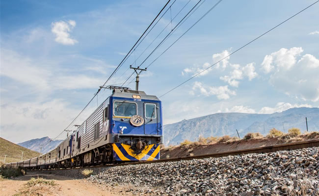 Blue Train: The ultimate in luxury rail travel