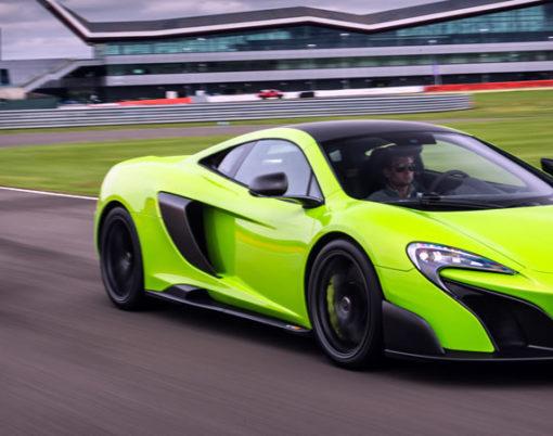McLaren Launch 675LT