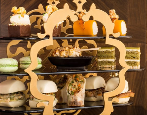 Starwood Hotels & Resorts - W London-Leicester Square - Spice Market - Sugar and Spice Afternoon Tea