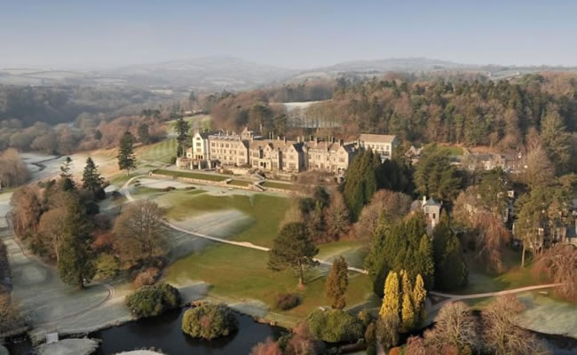 Bovey Castle is a place where you can truly escape to, it sits within Dartmoor National Park, which boasts 368 square miles of breathtaking scenery, in the heart of Devon.