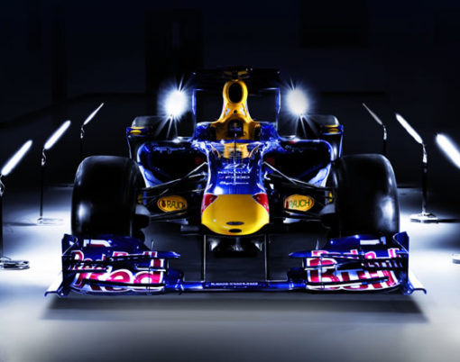f1 car front