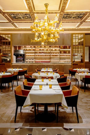 The award-winning restaurants and bars at The Dorchester are run by London's most attentive and welcoming teams