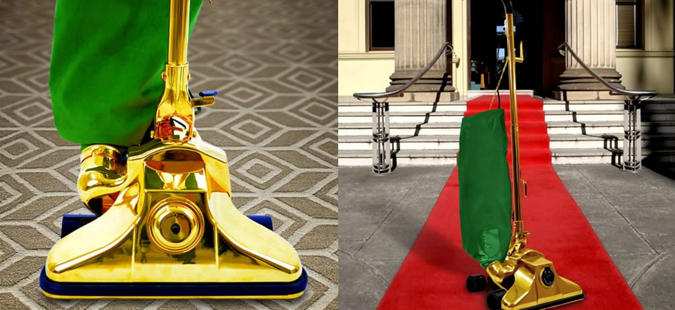 24 Carat Gold Vacuum Cleaner Is World S Most Expensive At