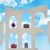 Fendi-Palazzo-della-Civiltà-Italiana-pop-up-boutique-Harrods