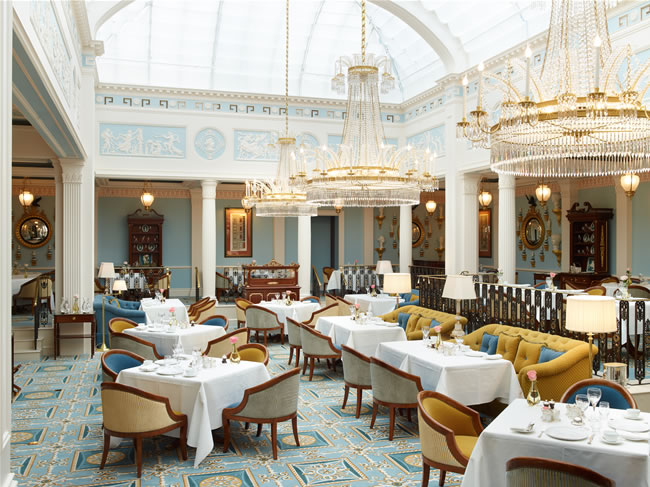 Celèste restaurant The Lanesborough hotel