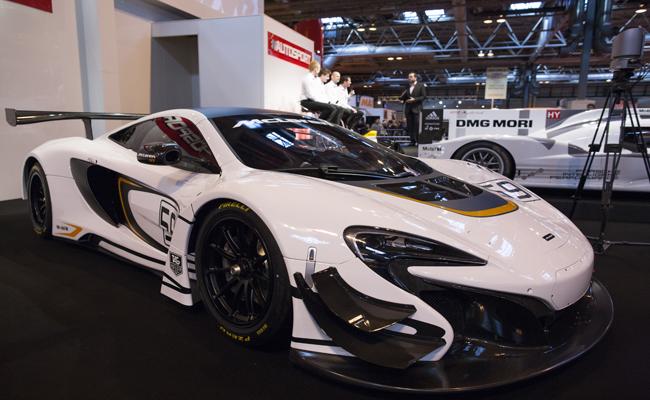 Luxury Motoring set to feature at Autosport International 2016.