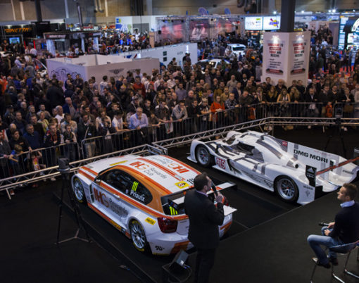 Luxury Motoring and Motorsport on display at Europe's Largest Motor Show : Autosport International.