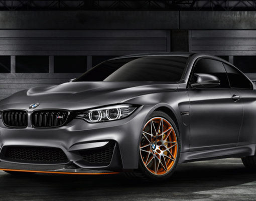 The BMW Concep M4 GTS make's it debut at Pebble Beach.
