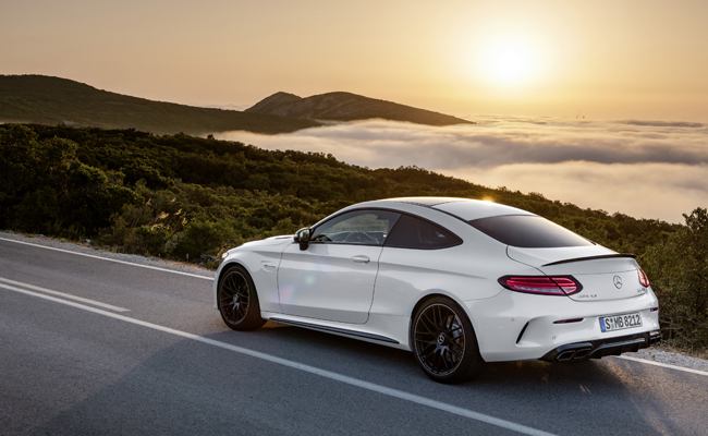 Mercedes-AMG will host the C63 global premiere at IAA 2015.
