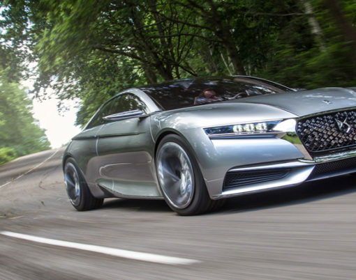 Following on from it's Goodwood Festival of Speed Premiere the Divine DS heads to Hyde Park.