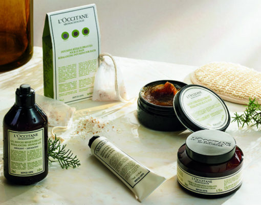 L'OCCITANE-Aromachology-Rebalancing-Collection