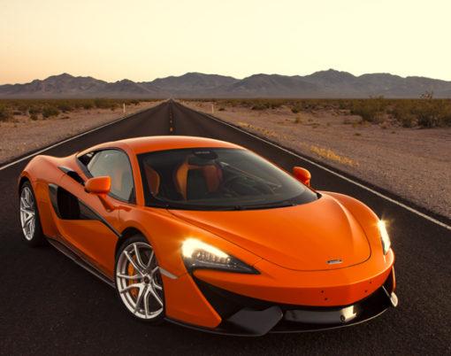 McLaren progresses in development of Sport Series.