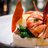 Quaglinos Lobster Muffin