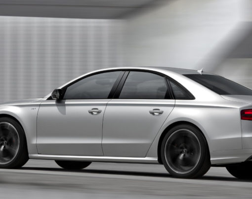 Audi reveal the S8 Model open for ordering in October 2015.