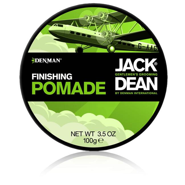 Jack Dean Finishing Pomade (100ml)