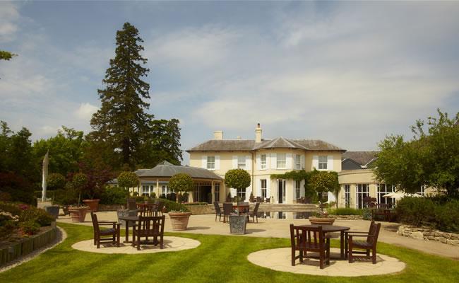 The Vineyard hotel in Berkshire