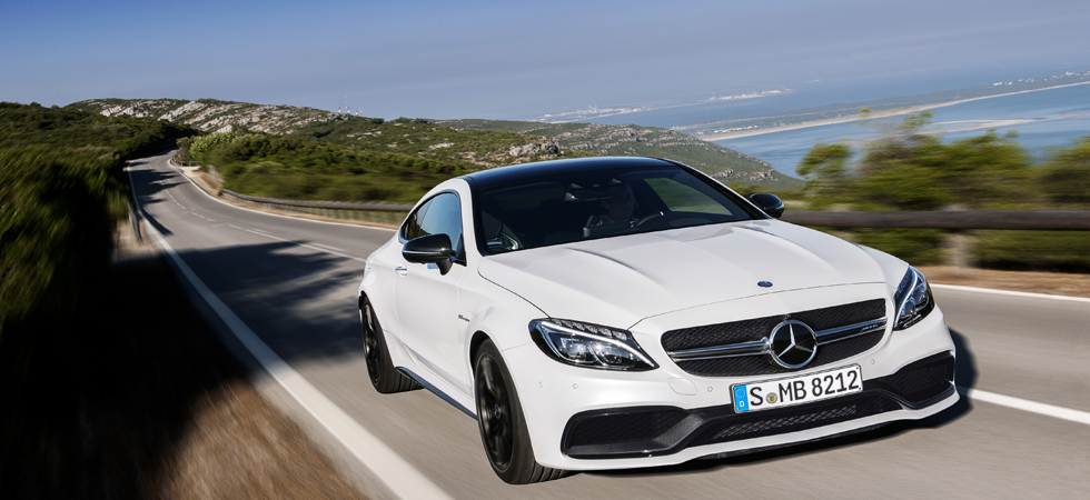 The sportiest C-Class to date from Mercedes-AMG set to be unveiled in Frankfurt at the IA.