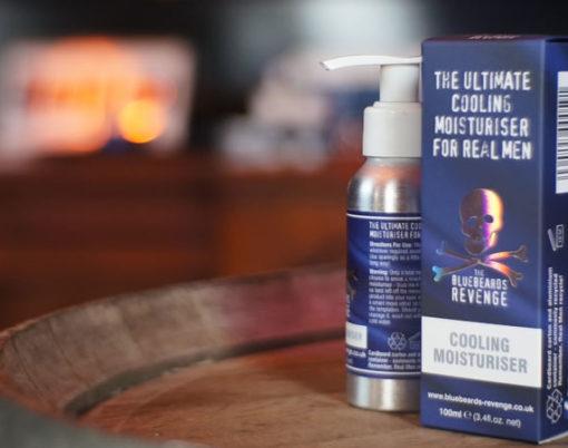 bluebeards revenge moisturiser