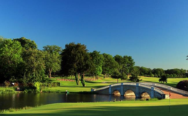 stoke park golf course
