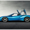 Frankfurt International Motor Show hosted the launch of the Ferrari 488 Spider.