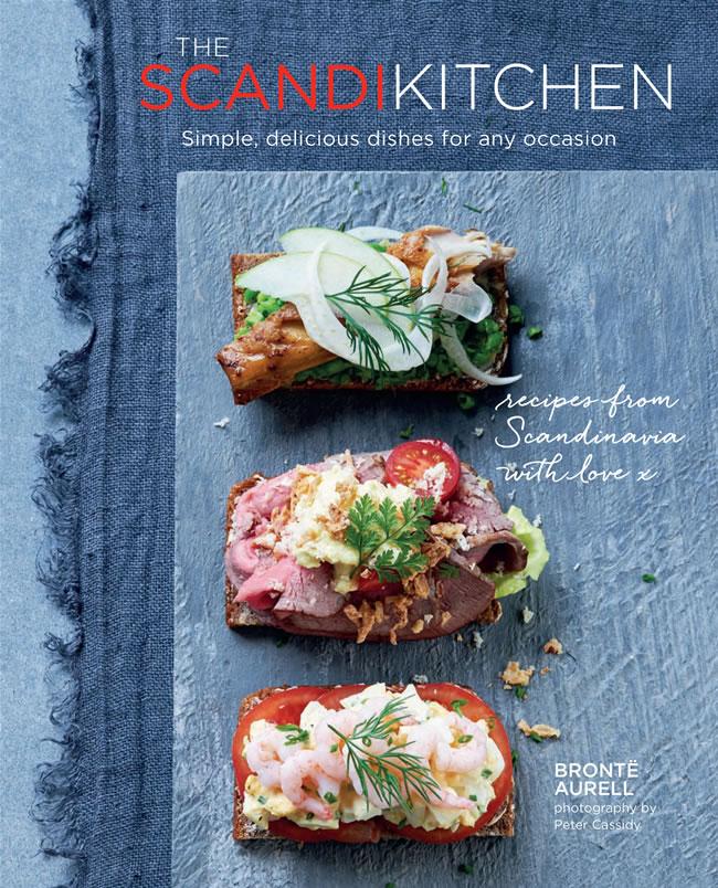 The Scandi Kitchen cookbook