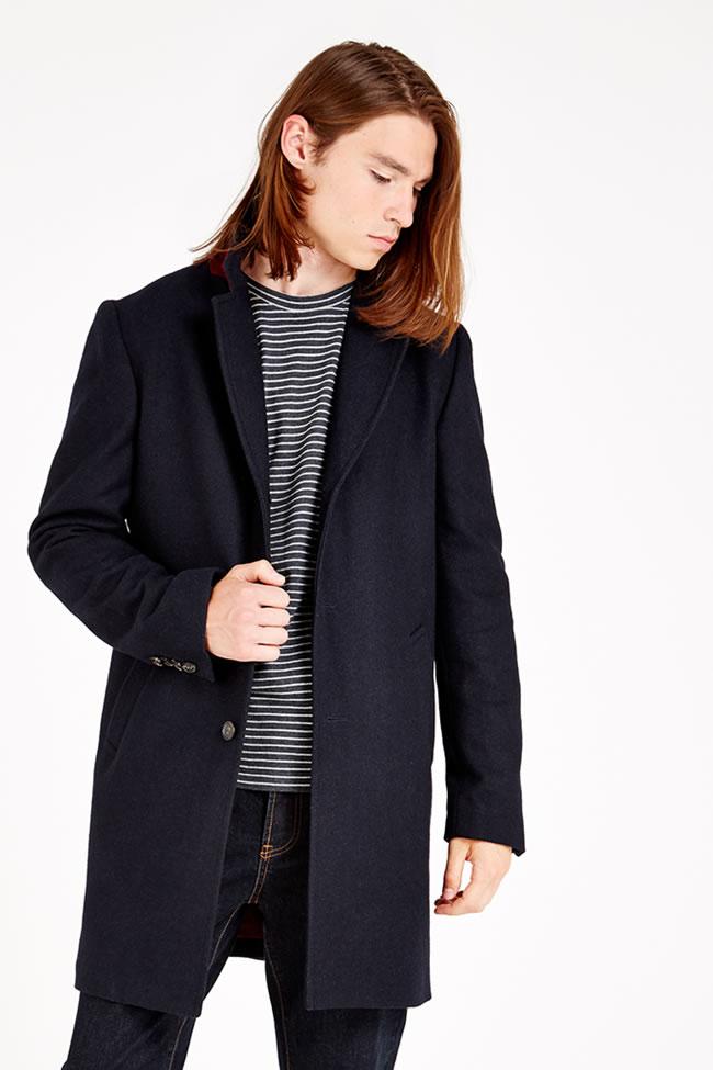 The Carno Crombie Coat