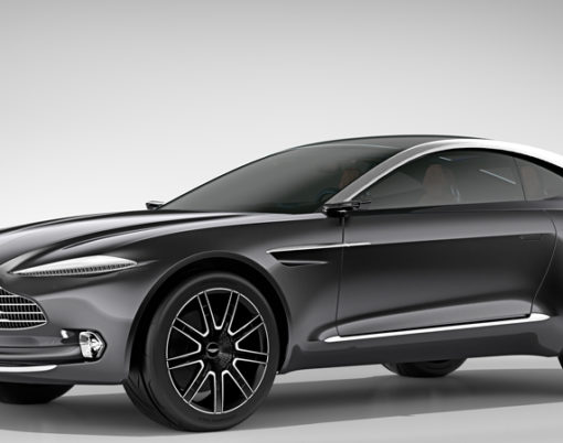 Aston Martin set to feature at Multiplex.