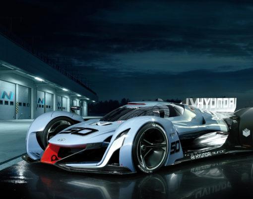 Hyundai reveal N 2025 Vision GT at Frankfurt International