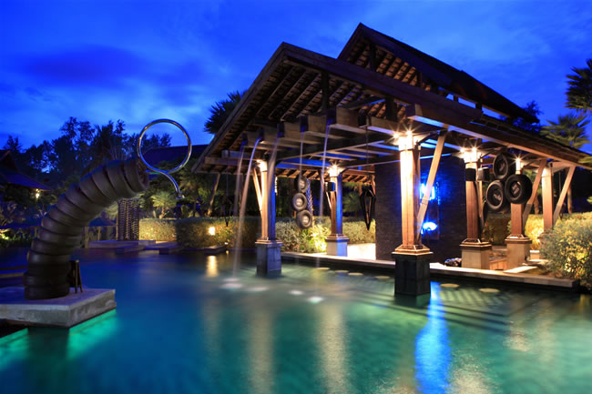 Indigo Pearl features 3 stunning swimming pools