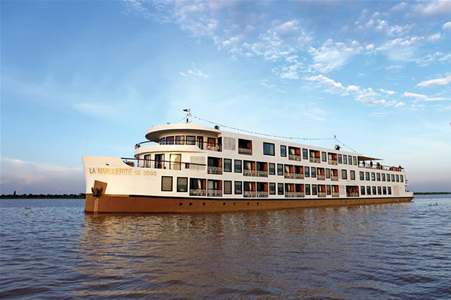 Mekong River – Vietnam and Cambodia