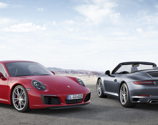 Porsche 911 undergoes a makeover to become even better.