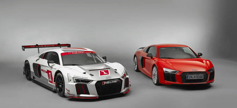 Audi RS LMS Set For Late Production Luxury Lifestyle Magazine - Audi rs8