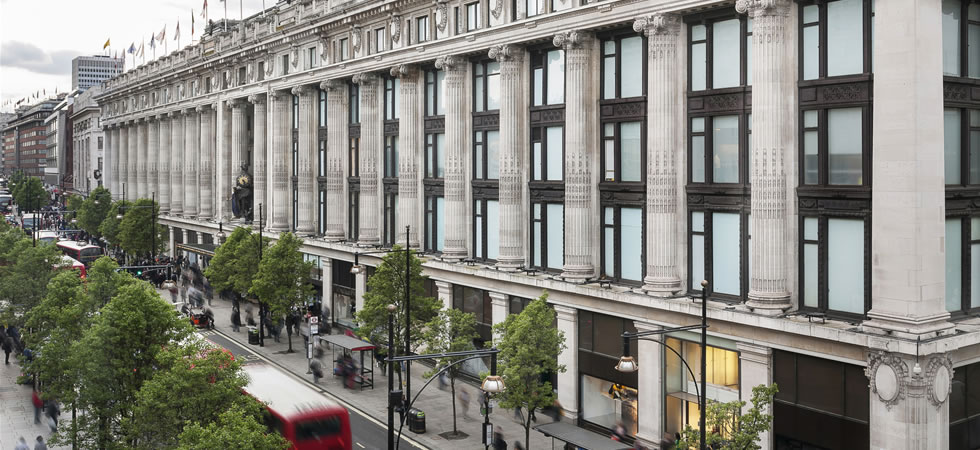 Vip shopping with london marriott hotel park lane for Luxury hotel oxford