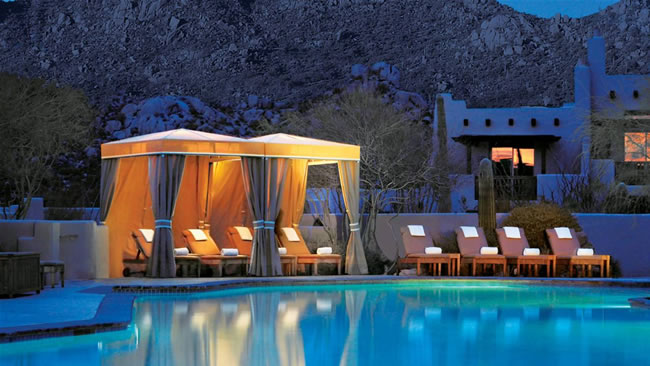 Four Seasons Resort in Scottsdale, Arizona