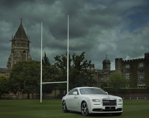 Rolls-Royce launch special edition Wraith in conjunction with the RWC.