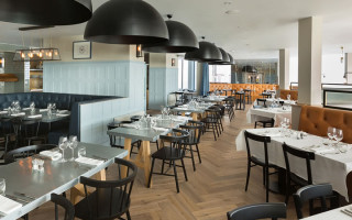 Zacry's – the restaurant at Watergate Bay Hotel
