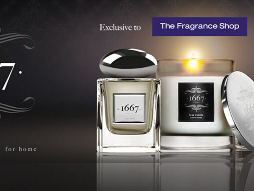 1667 fragrance collection