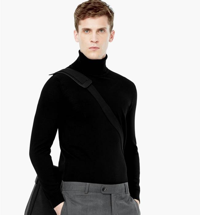 Merino Wool Sweater from Mango