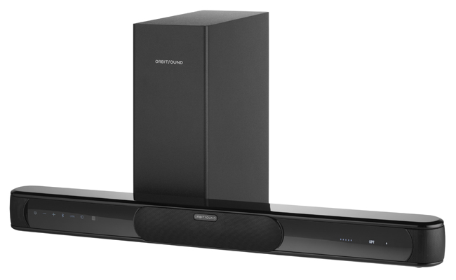 A70 airSOUND™ Bar and SubWoofer technology is all you need to set the scene this Christmas.