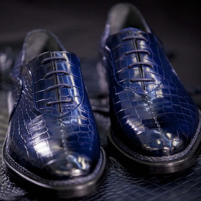 Ettore Bugatti launches new Bespoke Shoe Collection