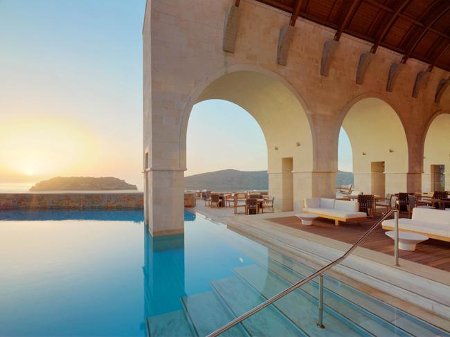 Greece: Blue Palace Thalassotherapy