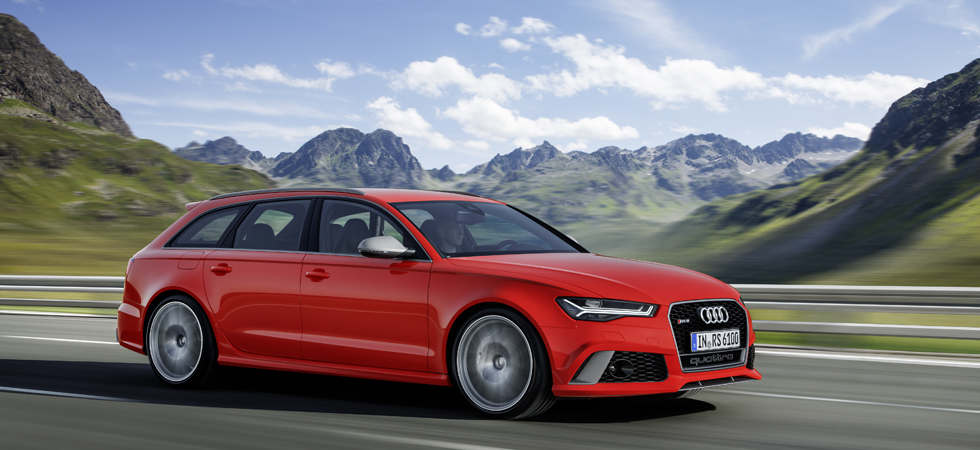 Audi unveil RS additions.