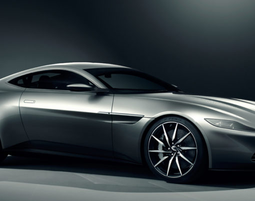 Aston Martin create the DB10 specifically for James Bond's latest adventure Spectre.