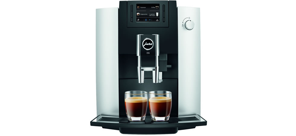 Luxury coffee machine