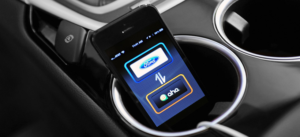 Embracing safety, technology and social media, Ford make updates on the go safe and accessible.